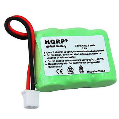 Hqrp Batterie pour Dogtra NCP-175 NCP-180 NCP-200 NCP-202 NCP-210 Collier