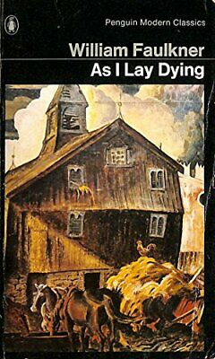 As I Lay Dying (Modern Classics) by Faulkner, William Paperback Book The Cheap