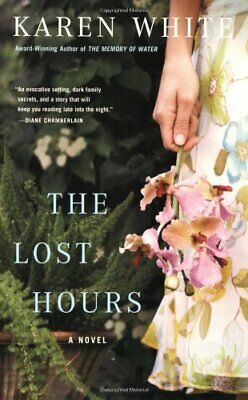 The Lost Hours by White, Karen Book The Cheap Fast Free Post