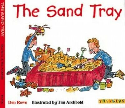 The Sand Tray (Thinkers) by Rowe, Don Paperback Book The Cheap Fast Free Post