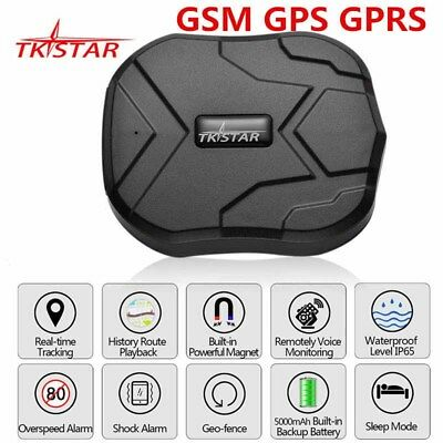 TKSTAR TK905 GSM GPS Tracking Device Real Time Powerful Magnet Vehicle Tracker
