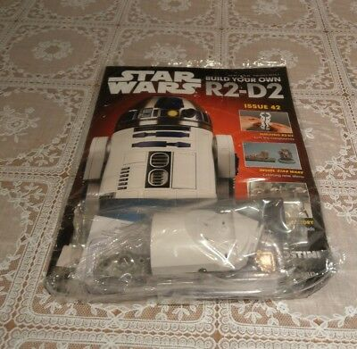 DeAgostini Star Wars Build Your Own R2-D2 Issue 42 NEW & SEALED