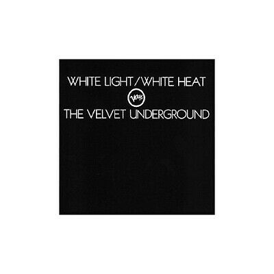 Velvet Underground - White Light/White Heat - Velvet Underground CD JBVG The The