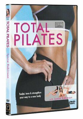 Total Pilates With Lynne Robinson [DVD] - DVD  O0VG The Cheap Fast Free Post