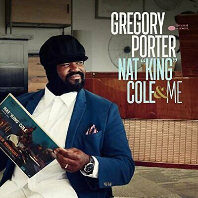 Porter, Gregory - Nat King Cole And Me - Porter, Gregory CD FHLN The Cheap Fast