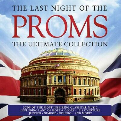 Last Night of the Proms - The Ultimate Collection - Sony Class 88985357942 - (CD