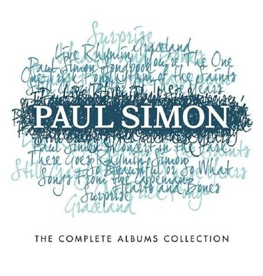 Paul Simon - The Complete Albums Collection (Musik-CD)