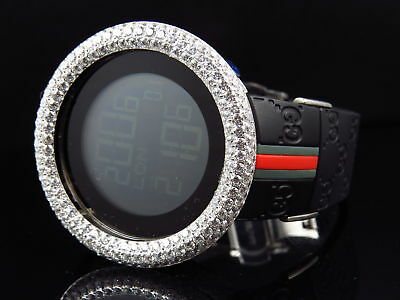 22e71539d19 Men Jewelry Unlimited Joe Rodeo Bling Master White Lab Diamond Designer  Watch