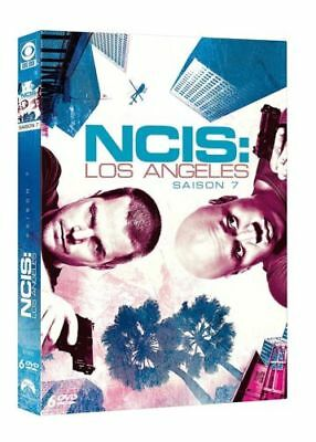 """DVD """"Box ncis : los angeles, season 7"""" - Chris O'Donnell NEW BLISTER PACK"""