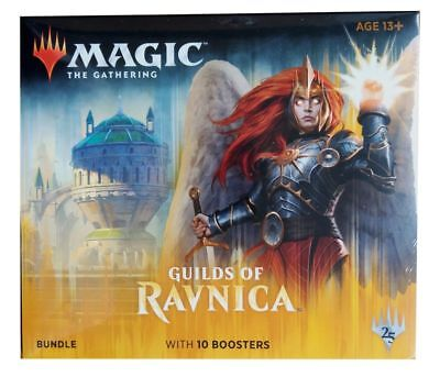 Guilds of Ravnica Fat Pack Bundle englisch Magic the Gathering