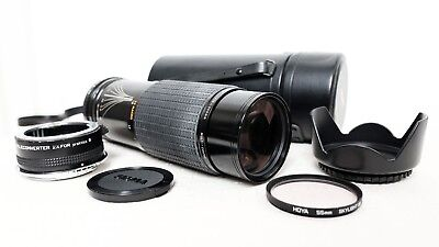 Canon EOS DIGITAL fit 300mm 600mm SIGMA ZOOM lens for KISS REBEL 600D 1200D 7D