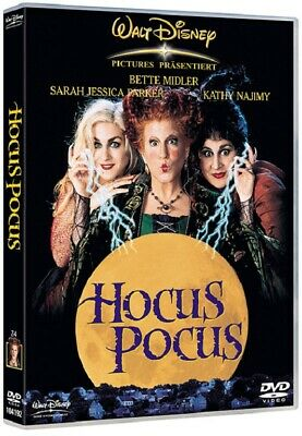 Hocus Pocus  - Disney BGA0120804 - (DVD Video / Komödie)
