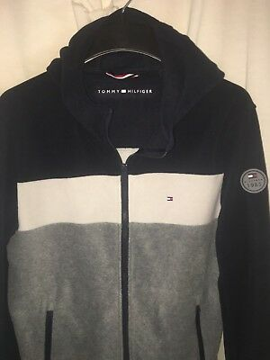 8f154dfbfb9c5 NEW WITH TAGS Tommy Hilfiger Wind & Water Resistant Lined Nylon ...