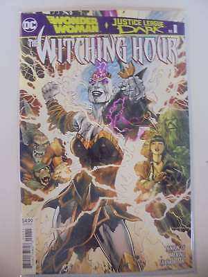Wonder Woman and Justice League Dark The Witching Hour #1 A Cover DC NM Comic...
