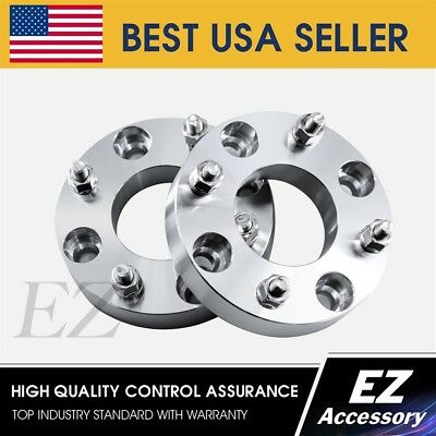 2 Wheel Adapters 4x110 Mazda RX7 To 4x100 Wheels Thickness 1""