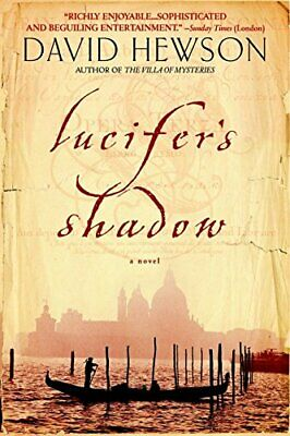 Lucifer's Shadow by Hewson, David Book The Cheap Fast Free Post