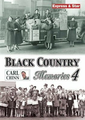 Black Country Memories: v. 4 by Chinn, Carl Paperback Book The Cheap Fast Free