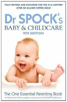 Dr Spock's Baby & Childcare 9th Edition by Spock, Dr Benjamin Book The Cheap