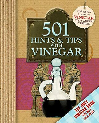 Vinegar (Hints & Tips Bind Up) by Igloo Book The Cheap Fast Free Post