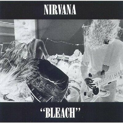 Nirvana - Bleach - Nirvana CD 12VG The Cheap Fast Free Post The Cheap Fast Free
