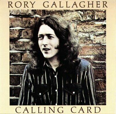 Rory Gallagher - Calling card (1976, 9 tracks) - Rory Gallagher CD 88VG The The