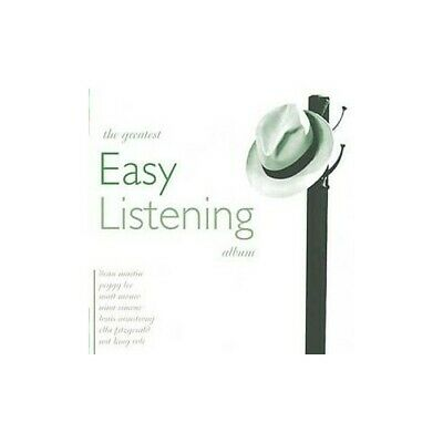 Various Artists - The Greatest Easy Listening Album - Various Artists CD 1SVG