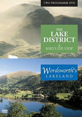 The Lake District - A Bird's Eye View and Wordsworth's Lakeland - DVD  WCVG The