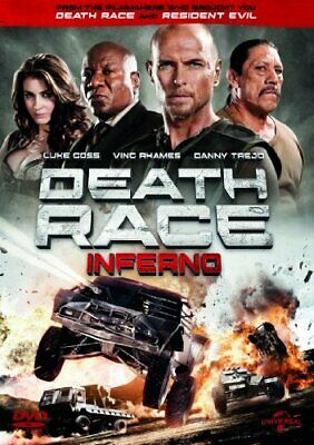 Death Race 3: Inferno [DVD] [2012] - DVD  QAVG The Cheap Fast Free Post