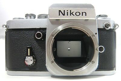NIKON F2 35mm SLR Film Camera body only with Viewfinder