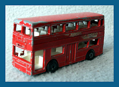 Matchbox Superfast #- No.17 - The Londoner - 1972 - Made in England