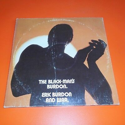 Eric Burdon and War ♪ The Black-Man's Burdon ♪ US ♪ 2 LP [EX]