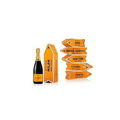 Champagne Veuve Clicquot ARROW Connected 0,75 lt.
