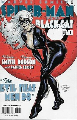 Spider-Man and the Black Cat: The Evil that Men do No.1 Kevin Smith Terry Dodson