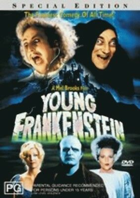 Young Frankenstein (Special Ed.) = NEW DVD R4
