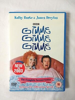 gimme gimme gimme complete series 2 dvd 2002 Kathy Burke