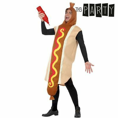 [S1100765]  -  Costume per Adulti Th3 Party 5343 Hot dog