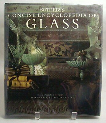 Sotheby's Concise Encyclopedia of Glass Hardback Book The Cheap Fast Free Post