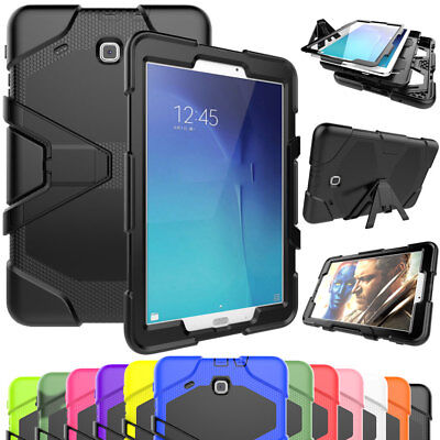Shockproof Rugged Heavy Case Cover For Samsung Galaxy Tab A 7.0 8.0 9.7 10.1