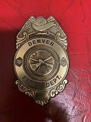 History Of The Denver Fire Dept 1866 To 1982