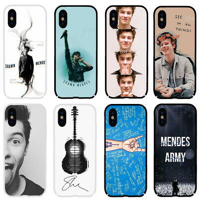 Singer Shawn Mendes Illuminate Cell Phone Cases for Iphone Pop Music Style
