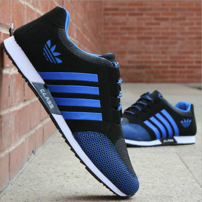 Outdoor Sports Mens Athletic Breathable Footwear Sneakers Running Casual Shoes