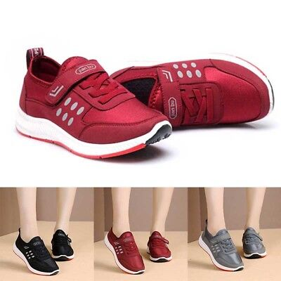 quality design 17f7e 9796d Femme Fille Chaussures Course Vieilles Fitness Gym Athlétiques Sport  Running NF