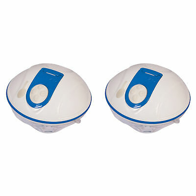 GAME Wireless Bluetooth 3.0 Speaker & Light Show Swimming Pool Display (2 Pack)