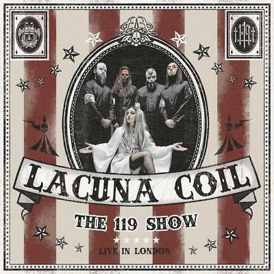 Lacuna Coil - The 119 Show - Live In London (NEW CD, DVD)