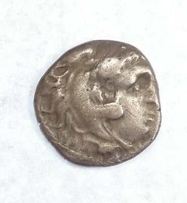 Ancient GREECE 336-323 BC Alexander the Great Silver Drachm FINE 4 grams