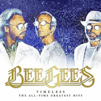 BEE GEES TIMELESS ALL-TIME GREATEST HITS 2 X LP VINYL (Released October 26 2018)