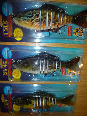 Set,3 x,Trendex,Multi Jointer,XXL,Top Lure,Behr,21 cm,Slow sinking