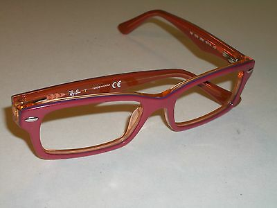 7217a0d1f64d Ray Ban Rb1530 3590 48  16 Sleek Flex Hinges Eyeglass sunglasses Frames Only