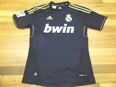 the best attitude 048cf ee9b9 ADIDAS REAL MADRID SPAIN LFP SOCCER RONALDO JERSEY SIZE YOUTH L futbol