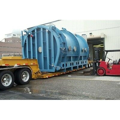 Thermal Vacuum Chamber System Space Simulation Chamber by Chicago Bridge & Iron